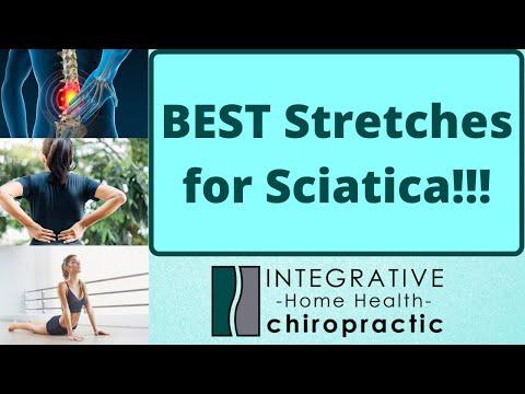 Best Stretches for Sciatica